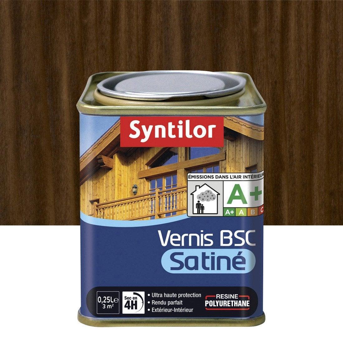 vernis syntilor vernis bois syntilor satin ipe l ip leroy merlin. Black Bedroom Furniture Sets. Home Design Ideas