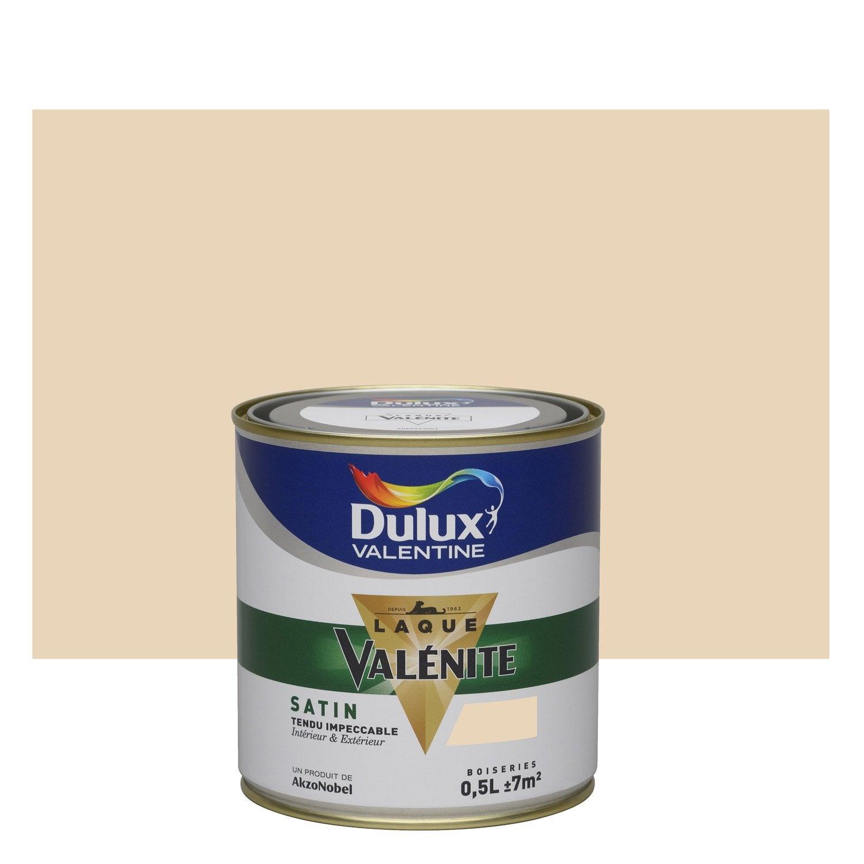 Peinture beige coquille doeuf DULUX VALENTINE Valénite 0