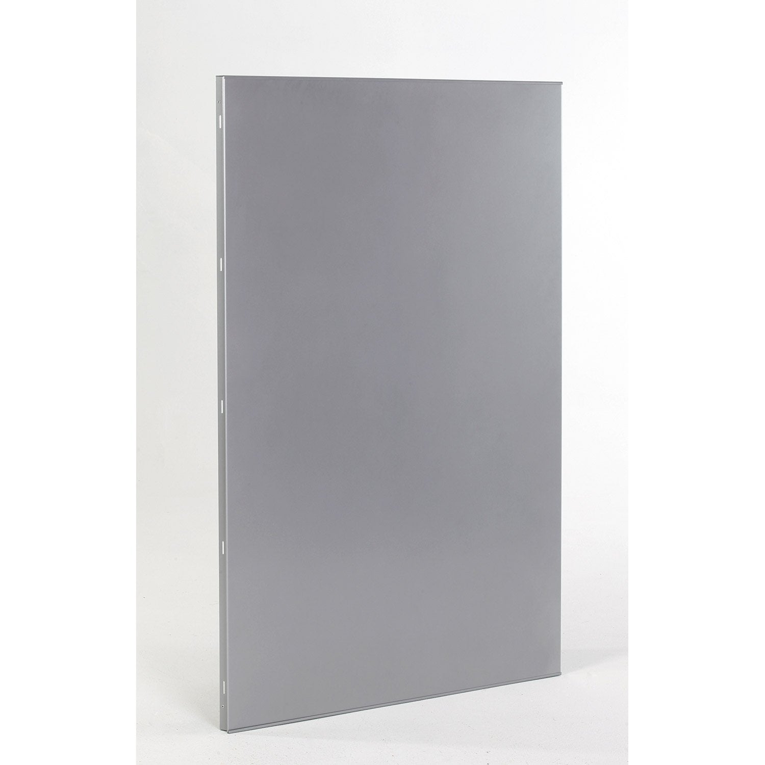 Plaque protection murale acier gris aluminium atelier dix - Protege plaque induction leroy merlin ...