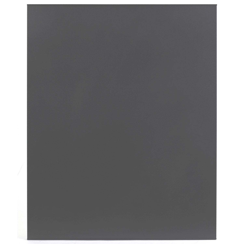 plaque protection murale acier gris aluminium atelier dix neuf leroy merlin. Black Bedroom Furniture Sets. Home Design Ideas