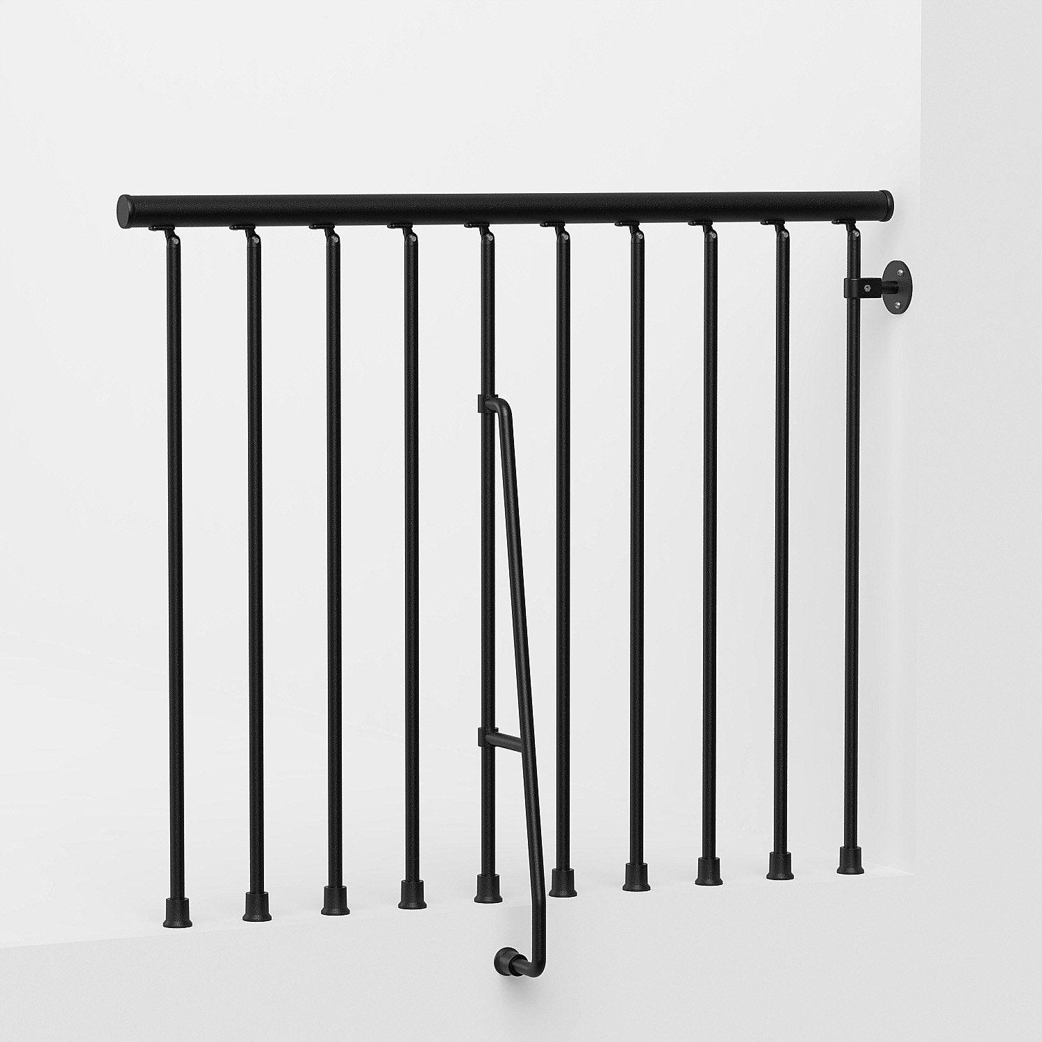 balustrade pour escalier ring cube leroy merlin. Black Bedroom Furniture Sets. Home Design Ideas