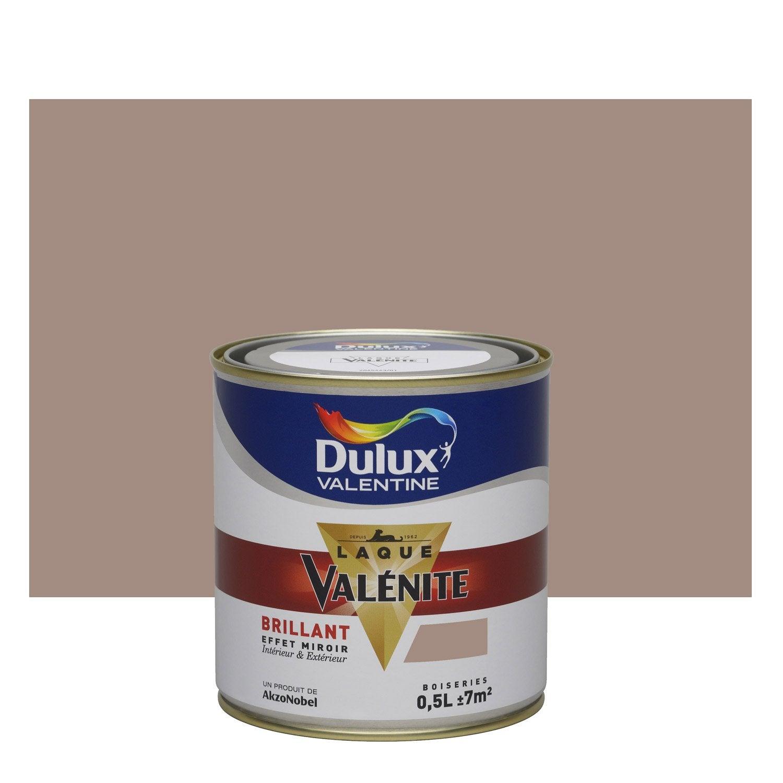 peinture gris titanium dulux valentine val nite 0 5 l leroy merlin. Black Bedroom Furniture Sets. Home Design Ideas