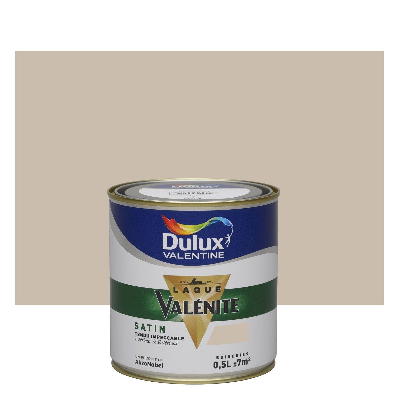 peinture beige grain de sable dulux valentine val nite 0 5 l leroy merlin. Black Bedroom Furniture Sets. Home Design Ideas
