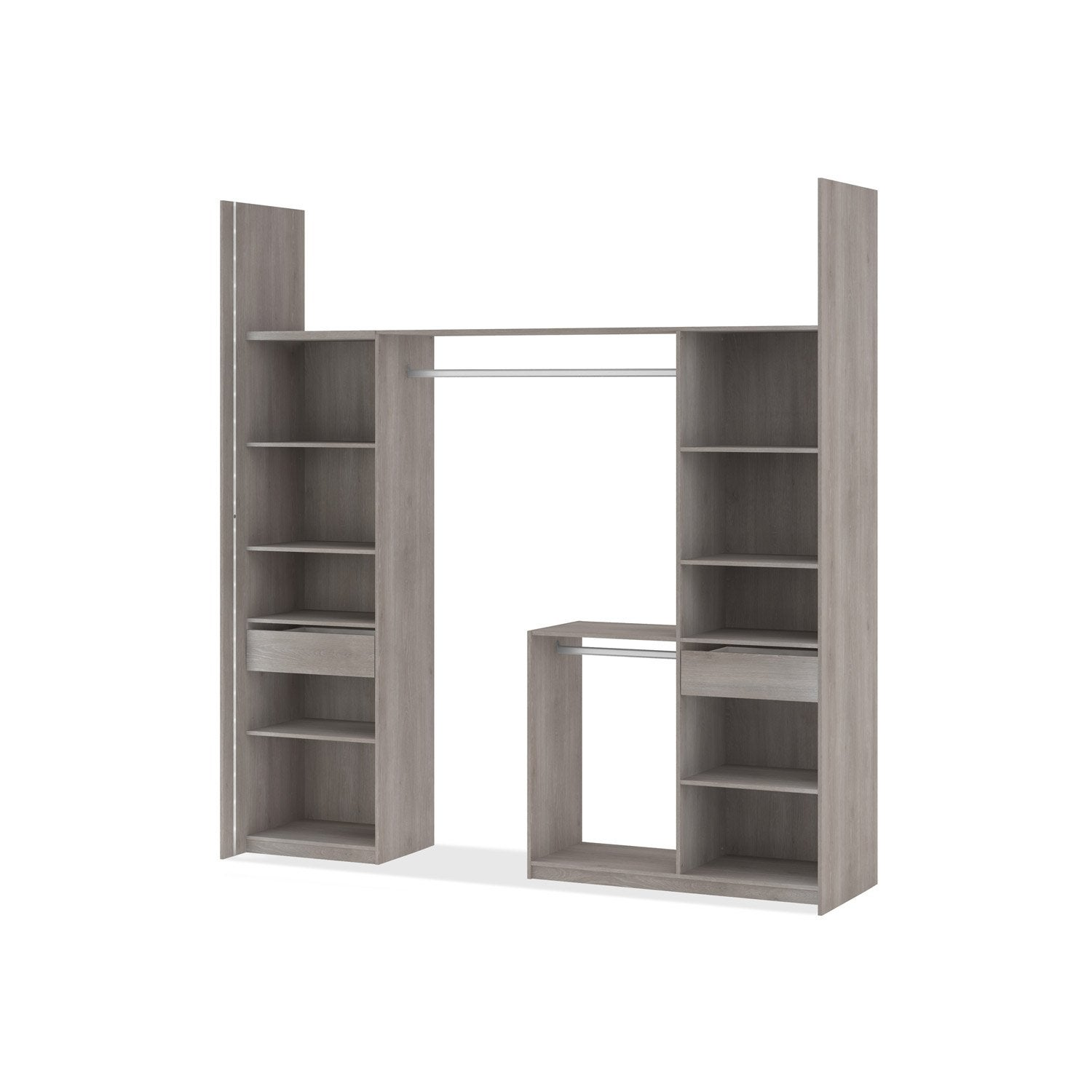 Configurateur dressing leroy merlin id es de conception son - Dressing le roy merlin ...