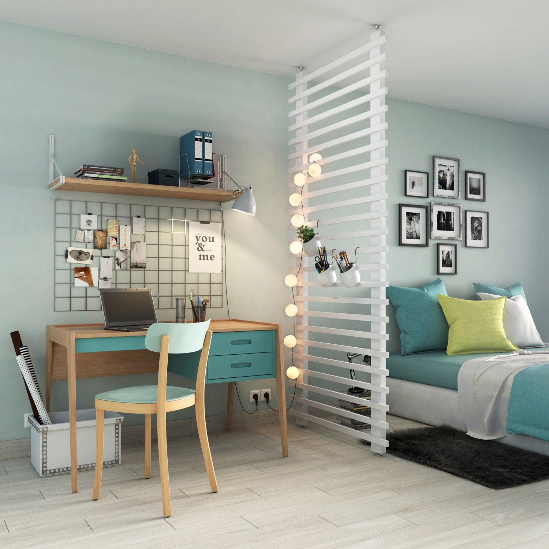 cloison de s paration enni divers r sineux et feuillus. Black Bedroom Furniture Sets. Home Design Ideas