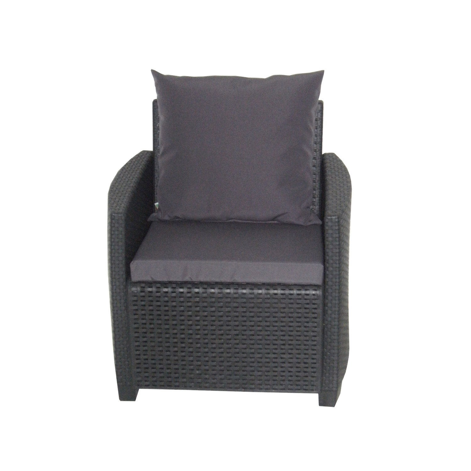 coussin lounge pour assise pour ext rieur. Black Bedroom Furniture Sets. Home Design Ideas