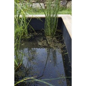 Liner pour bassin ubbink aqualiner 5x4m leroy merlin for Liner bassin