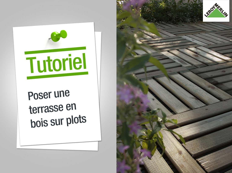 Table De Jardin Aluminium Bois Racsine Leroy Merlin Terrasse ...