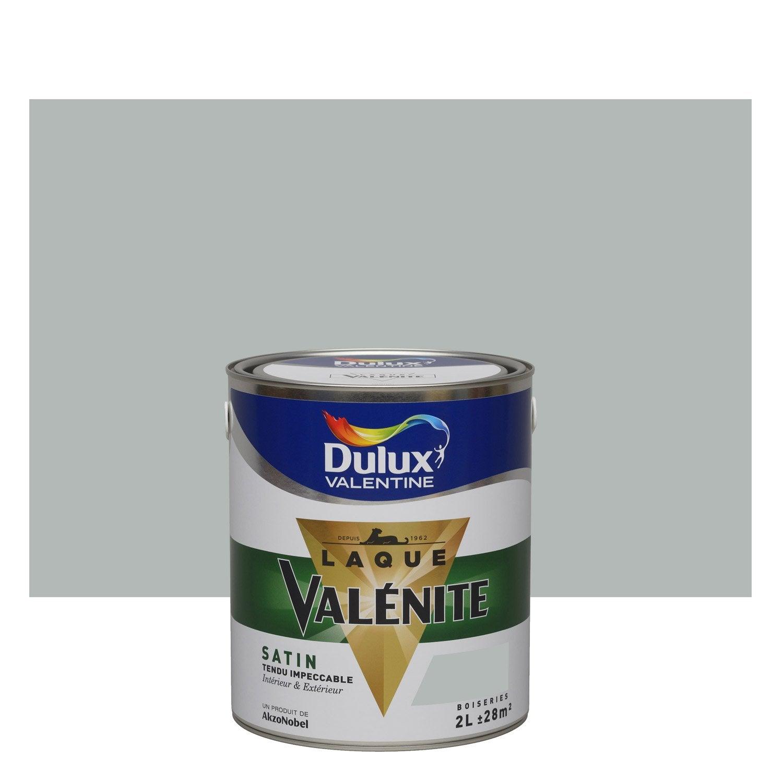 Peinture Gris Alpaga Dulux Valentine Val Nite 2 L Leroy