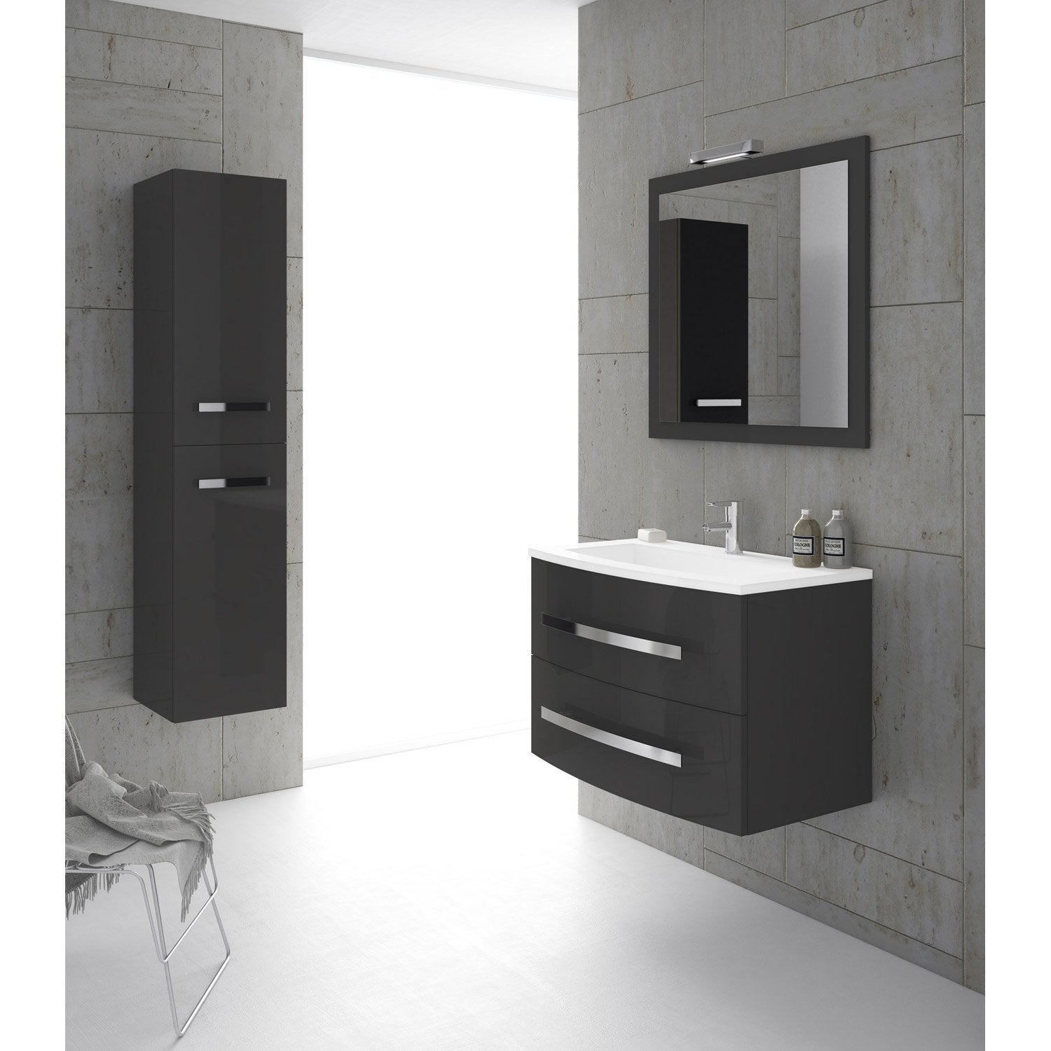 panneau japonais salle de bain 43164 salle de bain id es. Black Bedroom Furniture Sets. Home Design Ideas