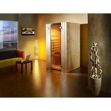 sauna leroy merlin tritoo. Black Bedroom Furniture Sets. Home Design Ideas