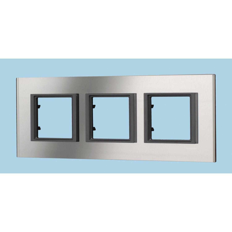 miroir noir leroy merlin maison design. Black Bedroom Furniture Sets. Home Design Ideas