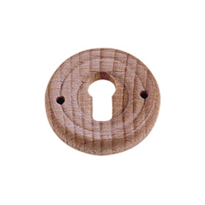 Entr e de cl ronde en bois brut leroy merlin for Entree en bois