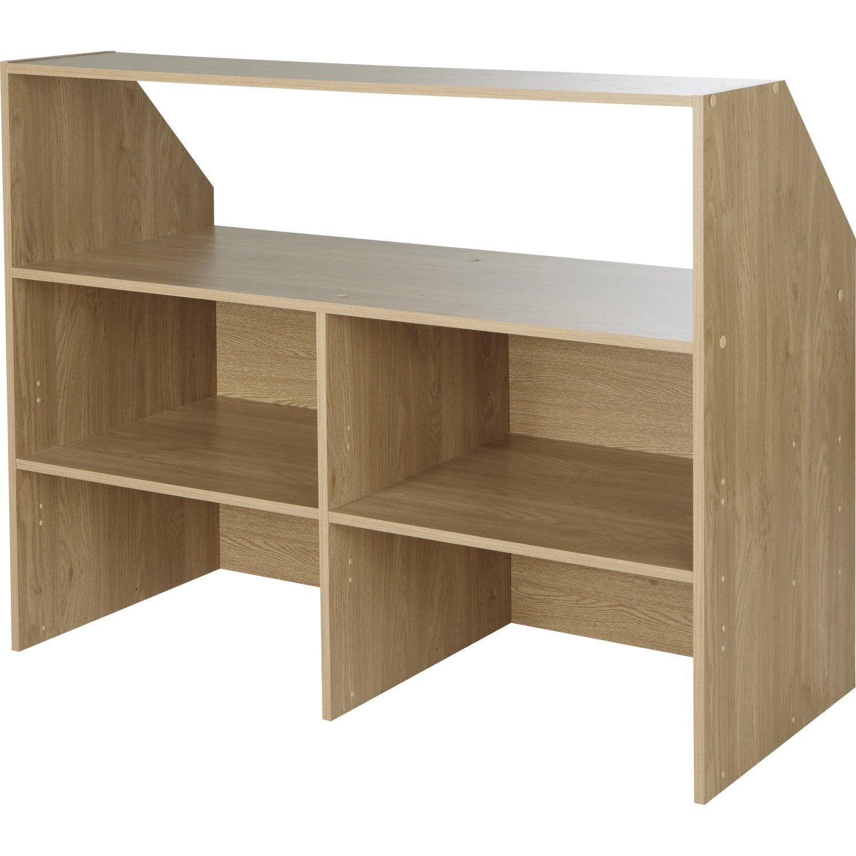 rangements sous combles leroy merlin 20170928023925. Black Bedroom Furniture Sets. Home Design Ideas