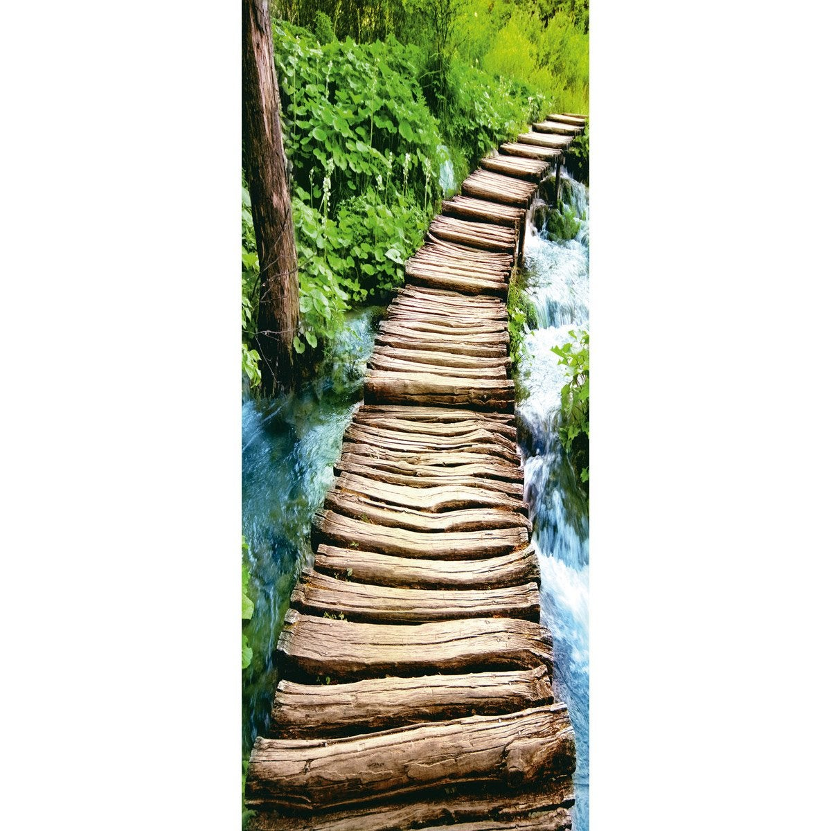 Poster de porte stairway to heaven deco door x for Decoration de porte
