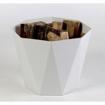 Rangement pour bois acier atelier dix neuf comparer les prix et promo - Leroy merlin offre d emploi ...