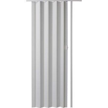 Porte accord on rio en r sine de synth se blanc 205 x 85 for Porte 85 cm