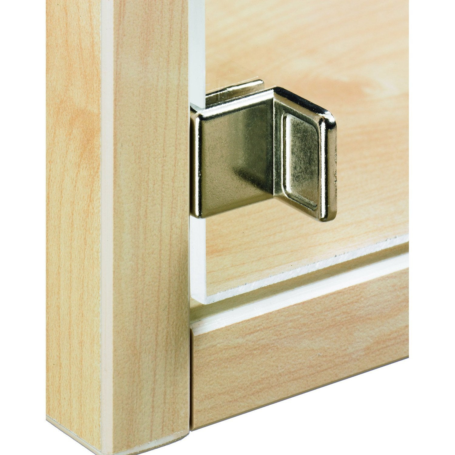 beautiful poigne cuvette acier pour portes en verre. Black Bedroom Furniture Sets. Home Design Ideas