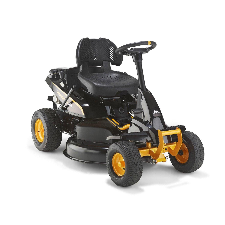 tracteur de pelouse jection lat rale mc culloch. Black Bedroom Furniture Sets. Home Design Ideas