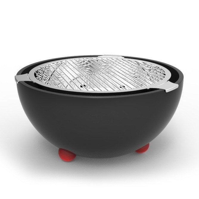 Barbecue de table au charbon de bois barbecook joya noir leroy merlin - Barbecue charbon leroy merlin ...