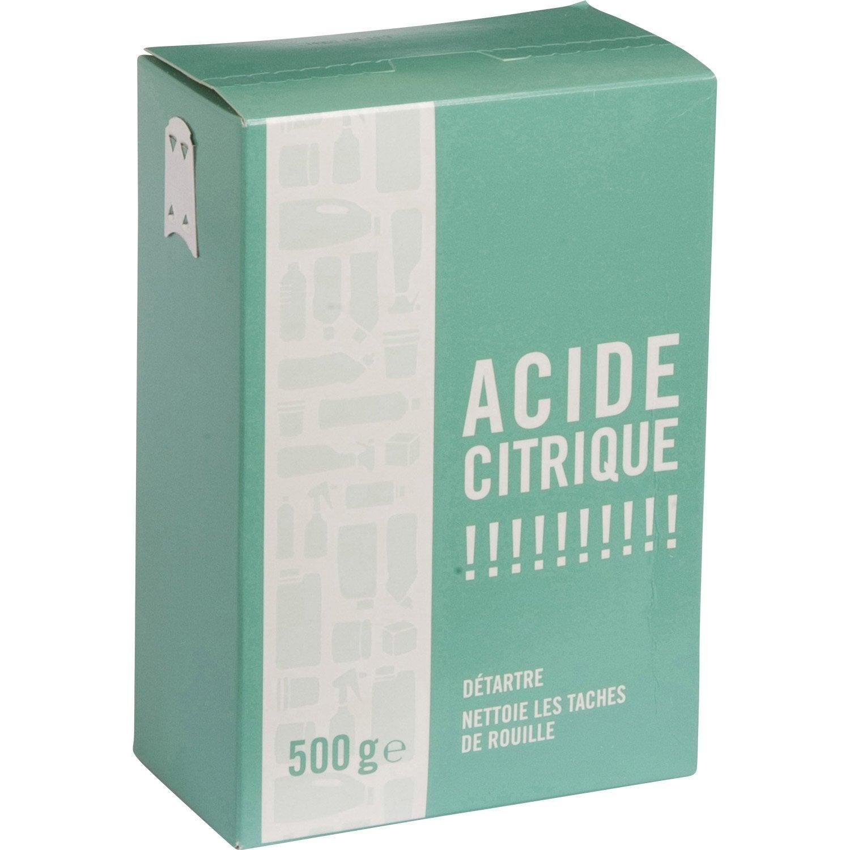 Acide citrique 500g leroy merlin - Acide citrique leclerc ...