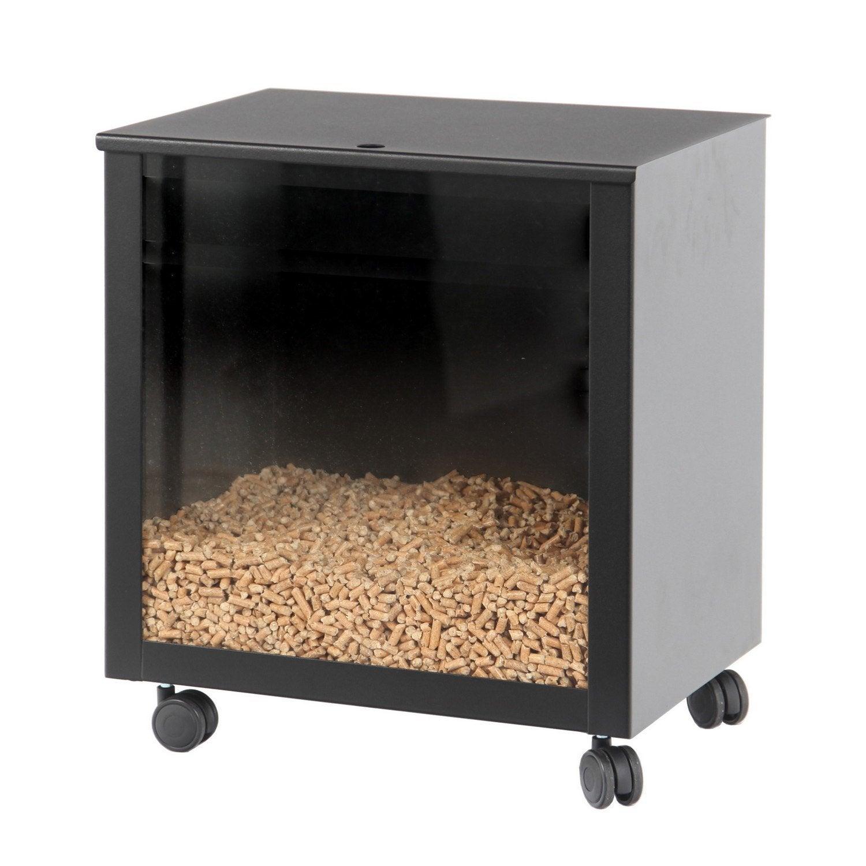 rangement pour granul s lemarquier justo h cm leroy merlin. Black Bedroom Furniture Sets. Home Design Ideas