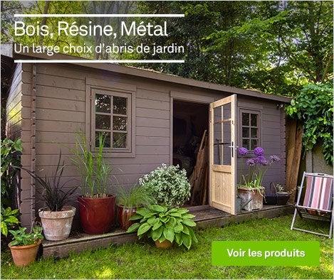 Castorama abri de jardin nebraska calais maison design - Abri jardin grosfillex leroy merlin calais ...