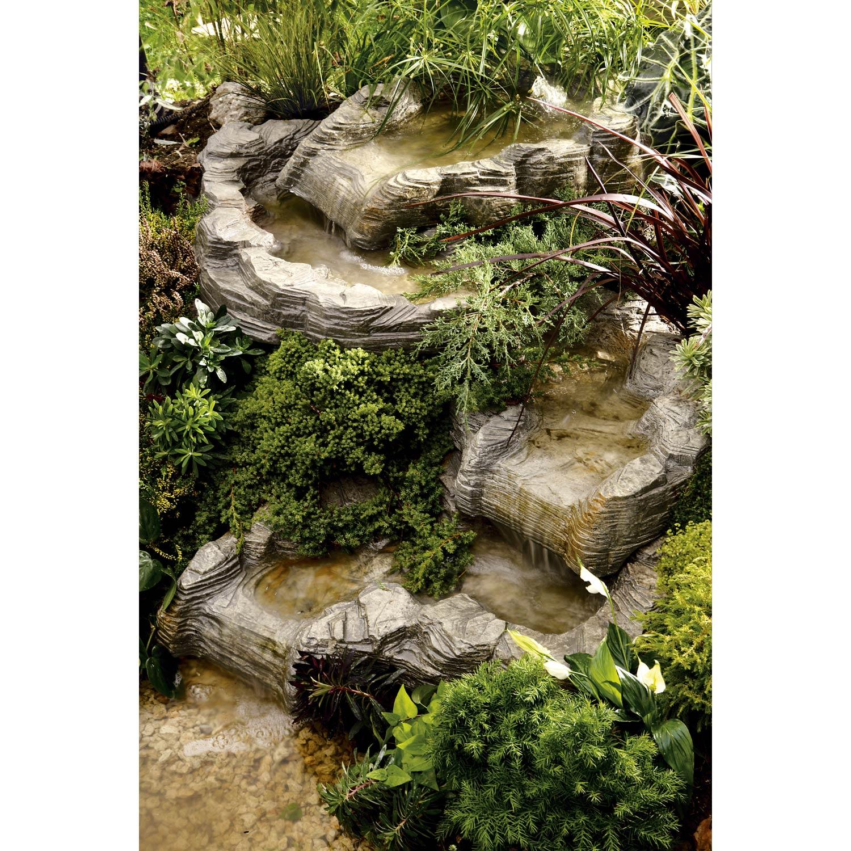 Cascade de bassin pour bassin ubbink colorado haut for Bassin d eau exterieur