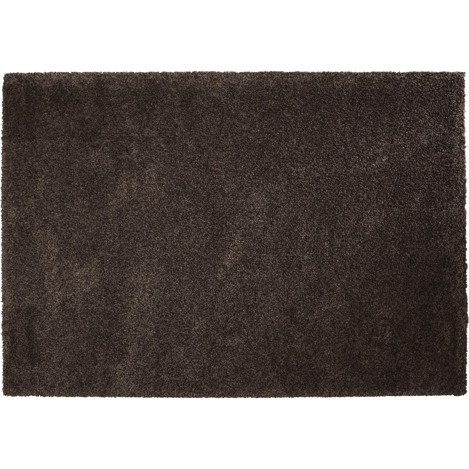 tapis marron shaggy lizzy x cm leroy merlin. Black Bedroom Furniture Sets. Home Design Ideas