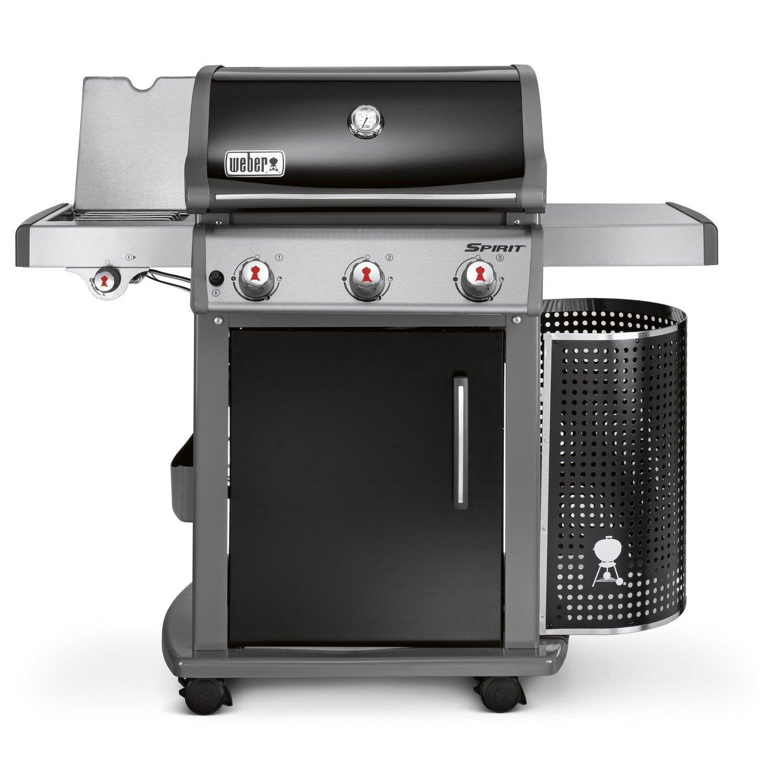 Barbecue au gaz weber spirit e320 leroy merlin - Barbecue plancha gaz leroy merlin ...