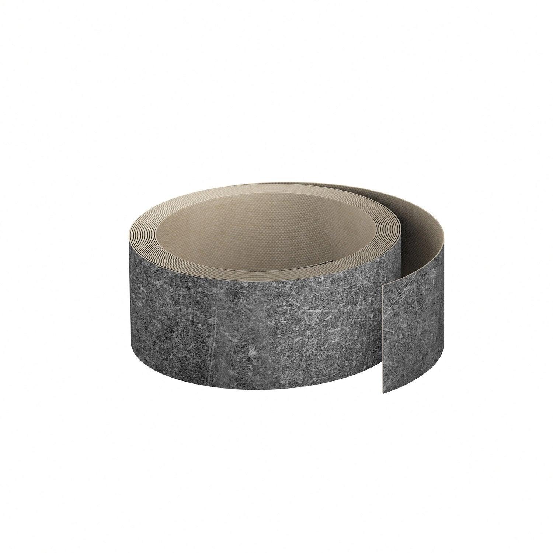 Plan de travail mika gris fonc free meuble de cuisine for Plan de travail gris fonce