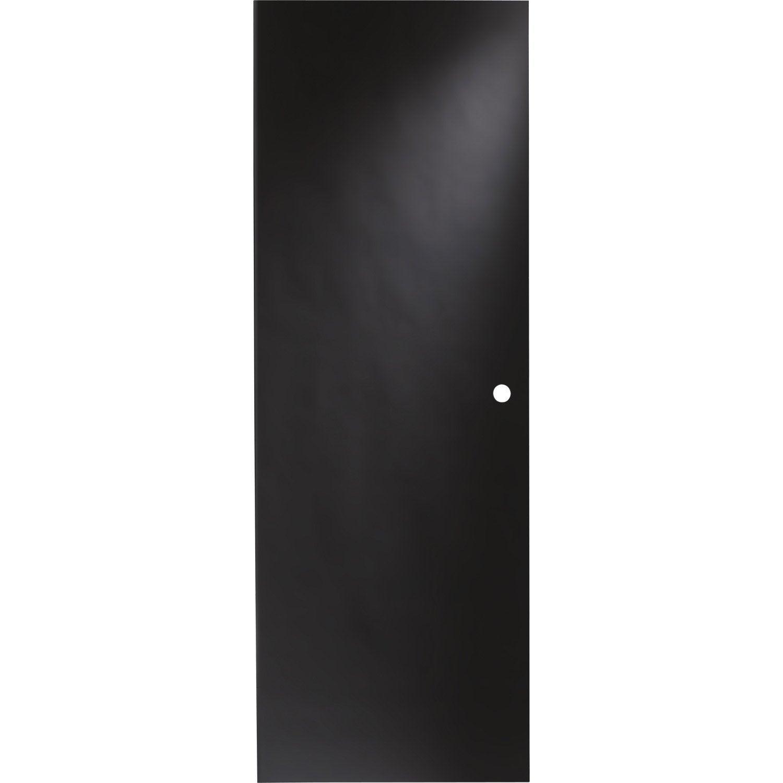 Porte coulissante verre feuillet vegas artens 204 x 83 - Porte coulissante verre trempe leroy merlin ...