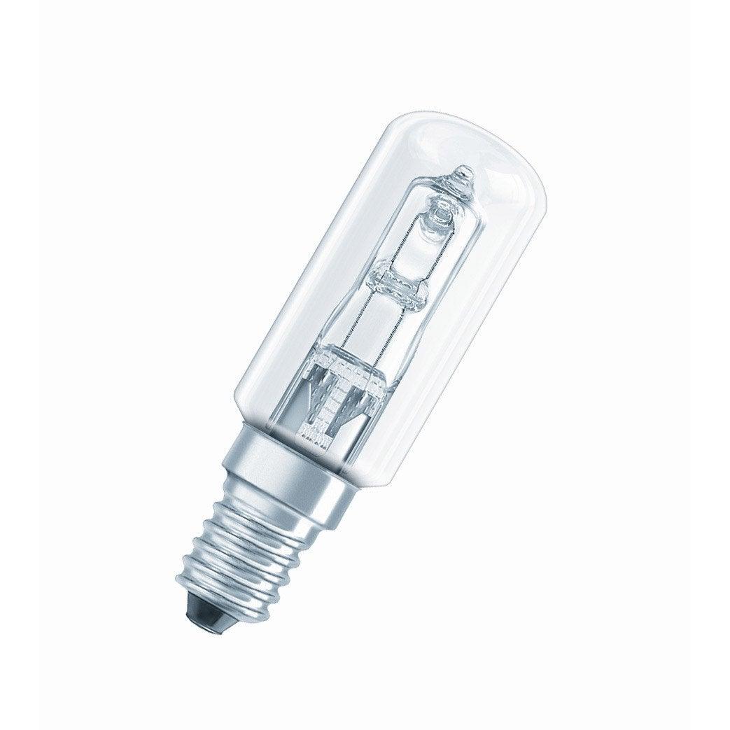 Ampoule tube halog ne 40w osram e14 lumi re chaude - Ampoule lumiere du jour leroy merlin ...