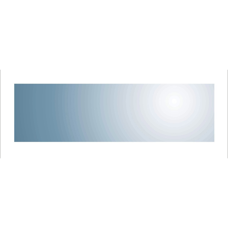 Miroir non lumineux d coup rectangulaire x cm for Miroir 130 x 40