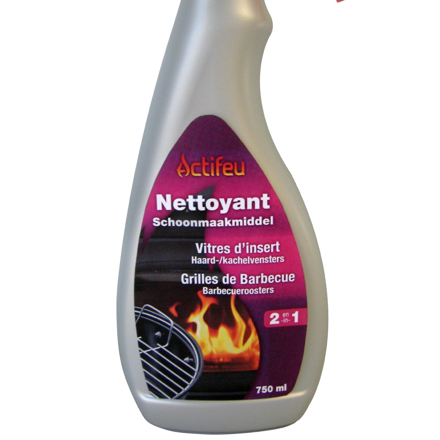Nettoyant grille barbecue 750ml leroy merlin - Grille barbecue leroy merlin ...