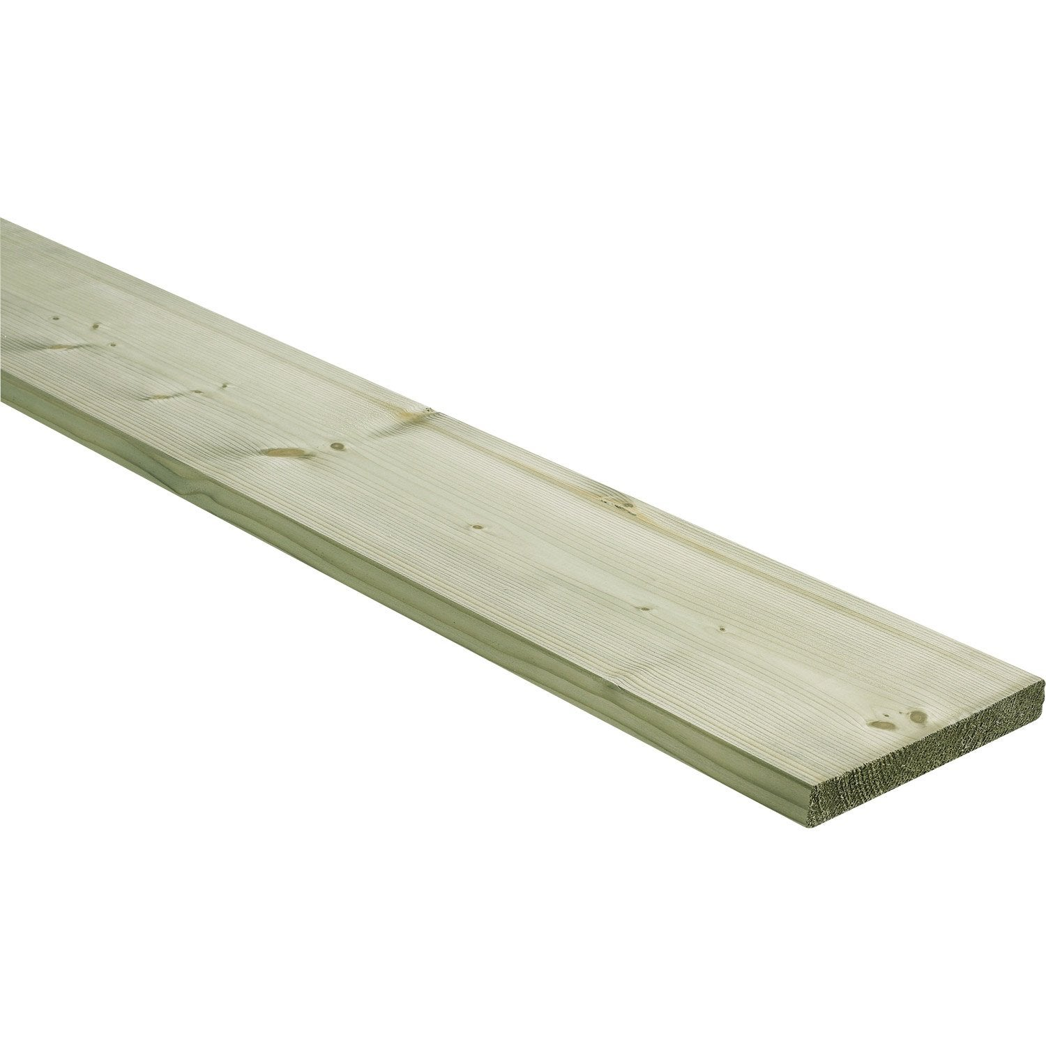 planche sapin trait 233 25x195 mm 4 m leroy merlin