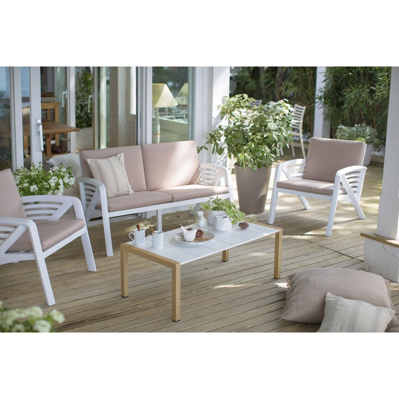 Emejing salon lounge jardin brico gallery amazing house design - Brico depot salon de jardin ...