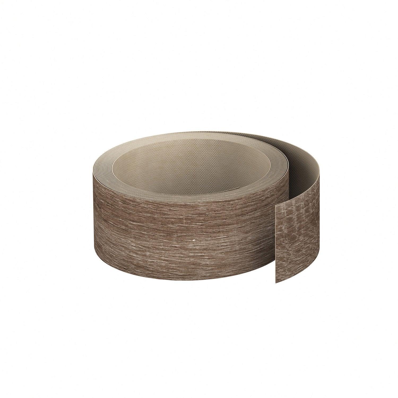 chant de plan de travail stratifi effet ch ne gris mat ep 0 6 mm leroy merlin. Black Bedroom Furniture Sets. Home Design Ideas