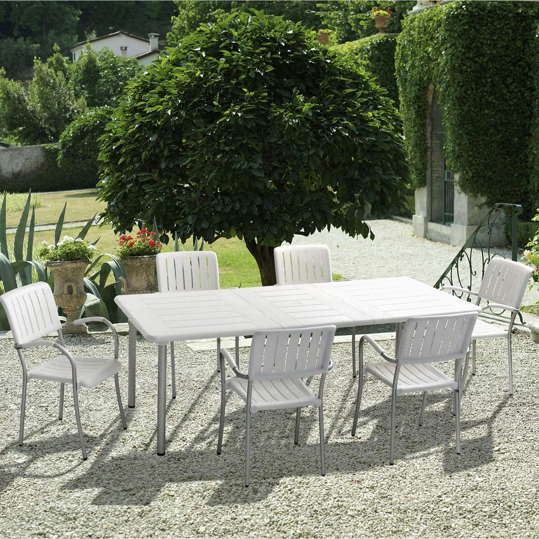 Luxe table jardin leroy merlin id es de salon de jardin - Salon de jardin teck leroy merlin ...