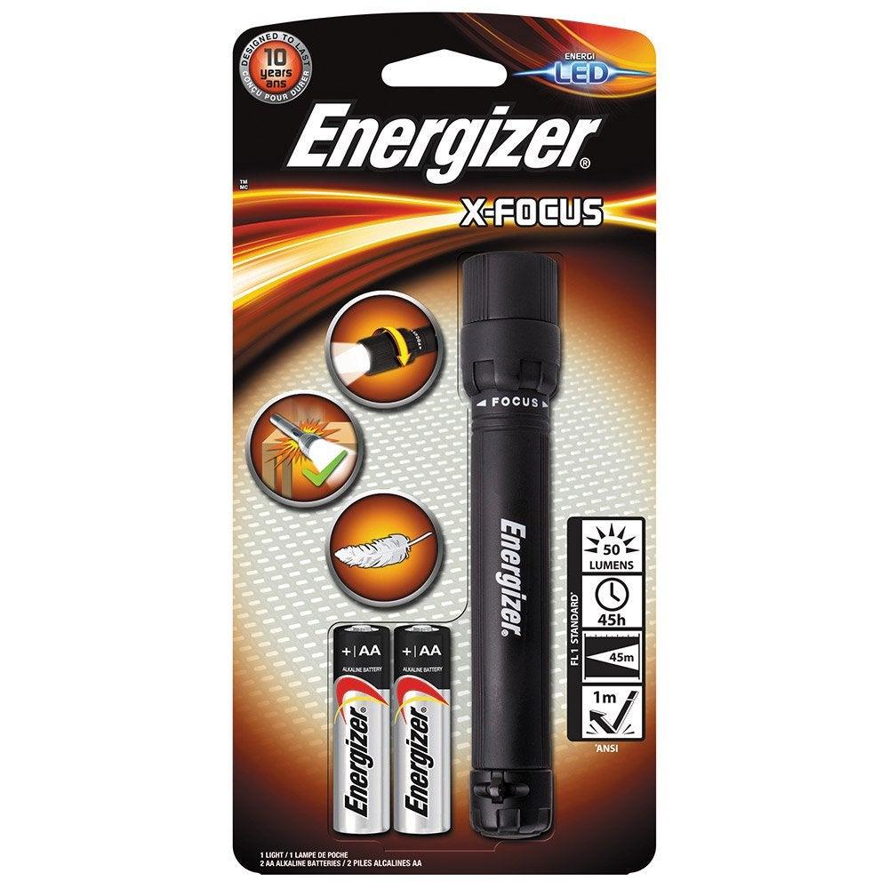 lampe torche 50 lumens energizer leroy merlin. Black Bedroom Furniture Sets. Home Design Ideas