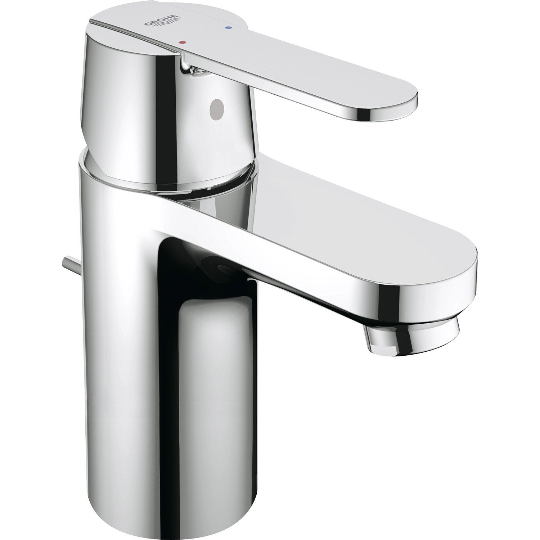 mitigeur de lavabo bec bas nf grohe get chrome Résultat Supérieur 14 Merveilleux Robinet Sdb Grohe Photos 2018 Phe2