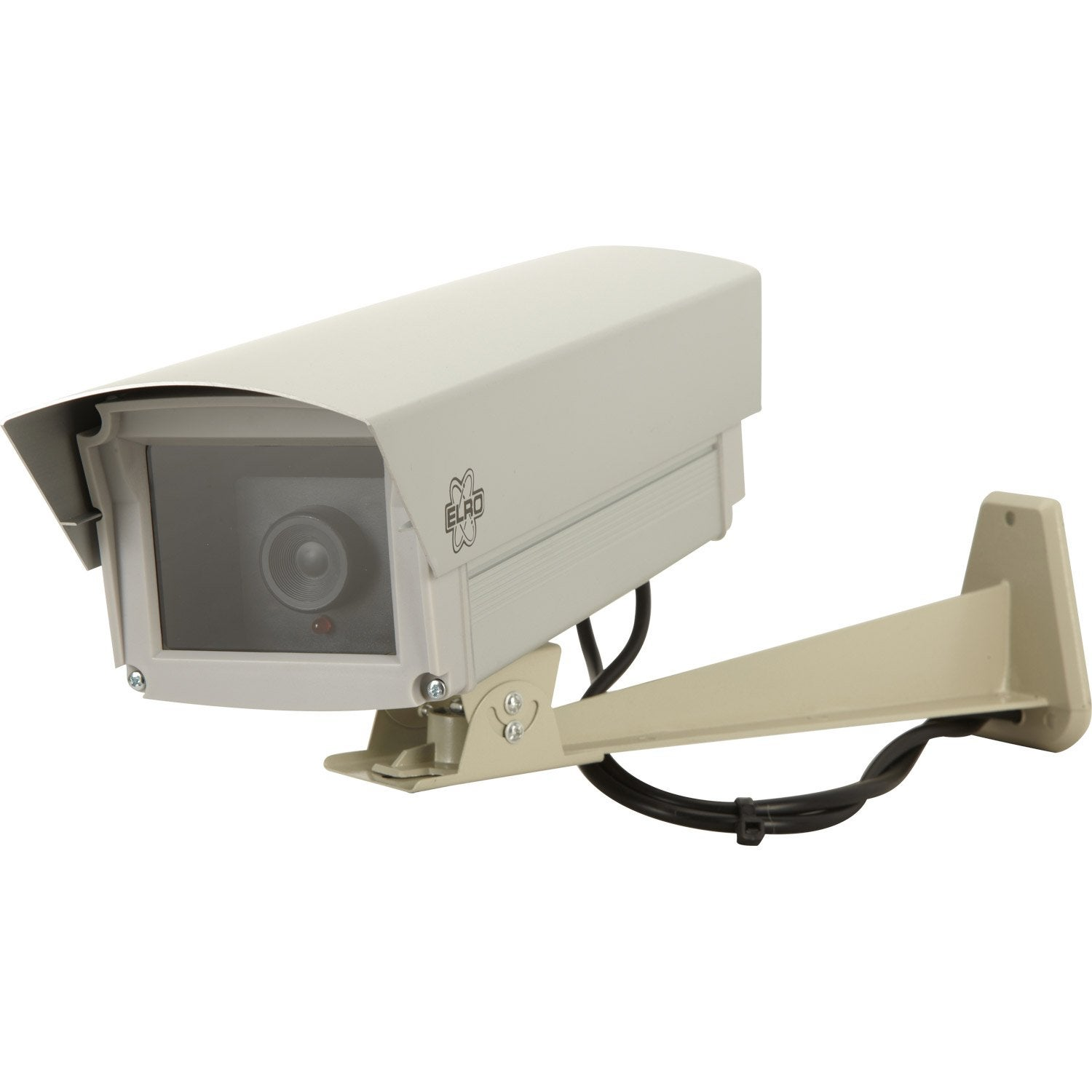 Cam ra de surveillance factice elro cs66d leroy merlin - Camera factice leroy merlin ...