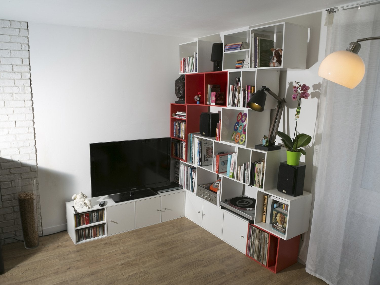 la chambre de peggy saint selve leroy merlin. Black Bedroom Furniture Sets. Home Design Ideas