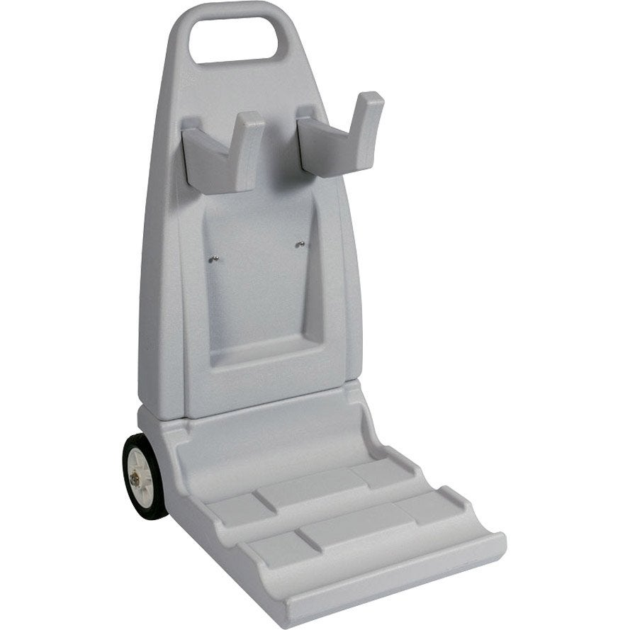 chariot de piscine pour robot aquavac 300 leroy merlin. Black Bedroom Furniture Sets. Home Design Ideas