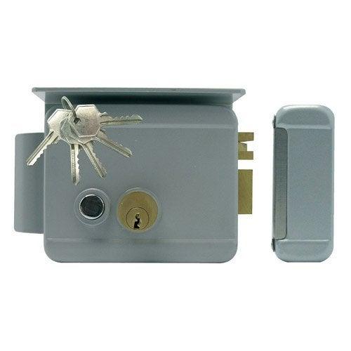 serrure lectrique extel we 5001 2 bis leroy merlin. Black Bedroom Furniture Sets. Home Design Ideas