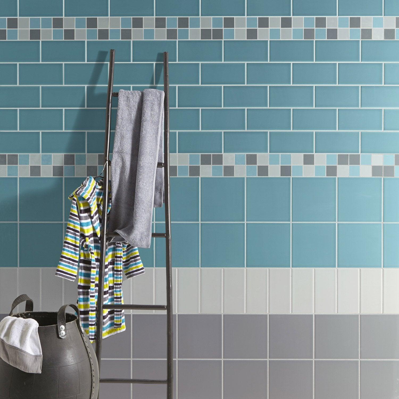 salle de bain gris et bleu canard avec haute dfinition - Salle De Bain Gris Et Bleu