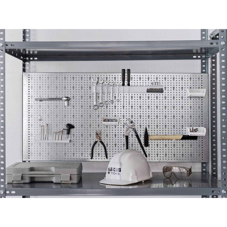panneau porte outils syst me modulaire versatile ar sistemas leroy merlin. Black Bedroom Furniture Sets. Home Design Ideas