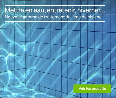 Piscine spa leroy merlin - Traitement eau de piscine ...