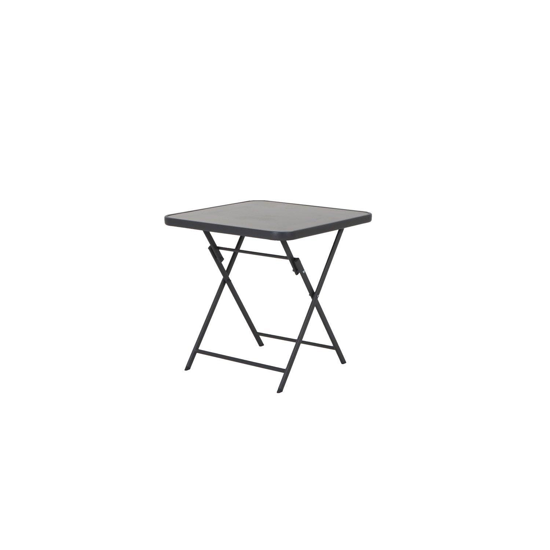 table de jardin carree prix r duit avec brico depot ou. Black Bedroom Furniture Sets. Home Design Ideas