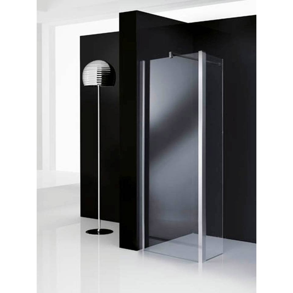 paroi de douche l 39 italienne elis e paroi fixe profil chrom 90 35 cm leroy merlin. Black Bedroom Furniture Sets. Home Design Ideas